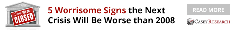5 Worrisome Signs
